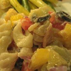 Grandma Susie's Macaroni Salad