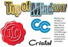Ignacio Gómez Escobar / Consultor Retail / Investigador: Cristal y Cine Colombia, los primeros en recordación en el Top of Mind 2017 | La Patria