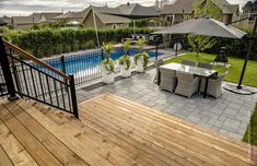 R&S Landscaping Medford Ma Patio Plan, Backyard Plan, Backyard Pool Landscaping, Backyard Pool Designs, Swimming Pools Backyard, Pergola Plans, Landscaping Design, Outside Pool, Backyard Paradise