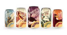 Based in sunny Phoenix, Arizona, SunUp Brewing Co. specializes in European-inspired brews that are full of personality. New ownership arrived in 2015, and the team brought a new vision for the future. A vision of memorable characters and bold colors. The …
