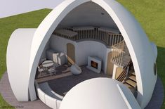 Earthship, Brighton I360, Cob House Plans, 3d Printed House, Heating A Greenhouse, Earth Bag Homes, Farm Layout, Mud House, Thatched House