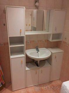 kúpeľnový nábytok - 1