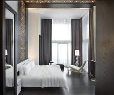 Presidential Suite Bedroom - Le Meridien Istanbul Etiler