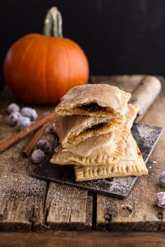 Nutella Pumpkin Pie Pop-Tarts | 17 Ways To Eat Fall Desserts For Breakfast