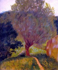 Federico Zandomeneghi, The Tree