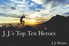 What makes a good hero? Is it the cape? Is it strength? Is it an uncanny ability to thwart their villain? While I think these are all helpful when it comes to