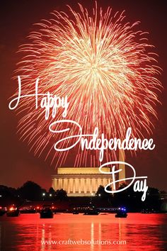 Have a wonderful #4thofJuly! - Craft Web Solutions