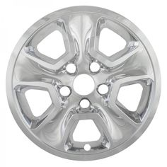 """New Set of 4 16/"""" Chrome Wheel Skins for 2002-2007 Jeep Liberty 16/"""" Steel Wheels"""