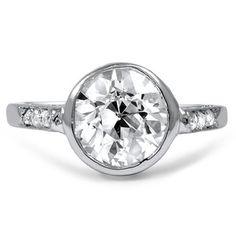 Edwardian Diamond Vintage Ring | Mariela | Brilliant Earth