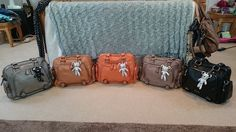 Il Tutto After Baby Bags