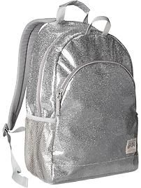 Girls Glittery Backpacks