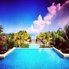 take me here: Crimson Resort, Philippines