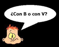 Uso de la b y la V. La Guía