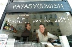 Wiener Deewan - Pakistani restaurant in Vienna where you pay what you want Pay What You Want, What You Think, Sun Holidays, Crowd, Pakistani, Eat, Basement, Restaurants, Dining Room
