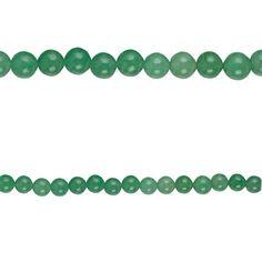 Bead Gallery® Aventurine Round Beads, 8mm
