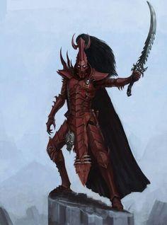 Warhammer 40K - Dark Eldar