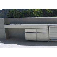 Fesfoc Outdoor Kühlschrank 50 × 60 Edelstahl satiniert