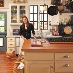 Photo: Deborah Whitlaw Llewellyn | thisoldhouse.com | from 100-Year-Old Cottage, 21st Century Remodel