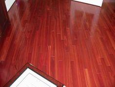 Bloodwood Hardwood Flooring