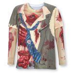 Zombie Longsleeve Shirt