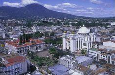 Las atracciones principales de San Salvador - Turistas en Viaje