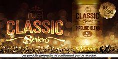 e-liquide Fuel Classic Series PIPELINE Blend