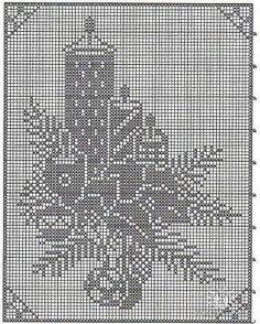 130 Fantastiche Immagini Su Uncinetto Natale Schemi Crochet