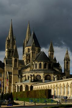 Caen, France (by Edgard.V) - All things Europe