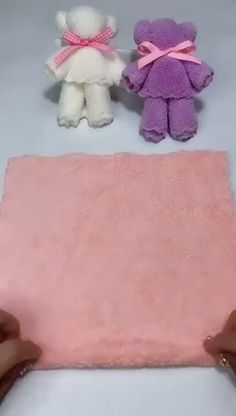 Towel carries step by step Learn how to make cute teddy bears for souvenirs artesanato diy video crafts manualidadesLOVE these DIYs! 😍😍 DIY barbie shoesDIY barbie shoesTowel Bears step by step Learn how to make Diy Crafts Hacks, Diy Crafts For Gifts, Diy Home Crafts, Diy Arts And Crafts, Cute Crafts, Creative Crafts, Diy Projects, Diys, Diy For Kids