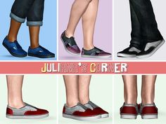 Juliana Sims: Vans Shoes - Teen to Adult