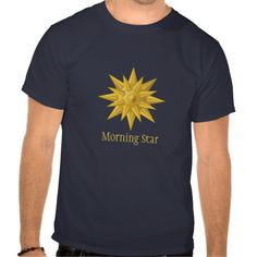 Morning star tee shirts