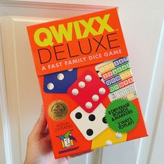 I recently purchased Qwixx Deluxe and I'm NOT going to review the basic game of Qwixx – if you want to read that, please click HERE. I'm going to keep this short and sweet and instead tell you why …