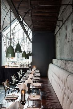 restaurandbardesignwards, http://trendesso.blogspot.sk/2015/07/beautiful-space-of-cafe.html