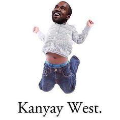 kanye west kanyay west?