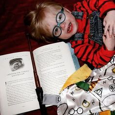 Story time! #harrypotter and learning about #wizards with the magical lovey by @babyjackco inspired by #hp #harrypotterfan #wizardry #ministryofmagic #muggleborn #harrypotternursery  Pic by @ethanoftcop