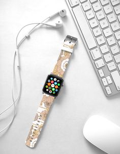 Apple Watch Band 38mm women Apple Watch band 42mm by HiveWorkshop