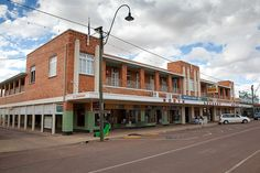 North Gregory Hotel, Winton, Queensland. By Serendigity, via Flickr