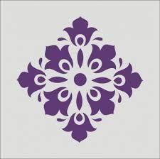 stencil damask desenler ile ilgili görsel sonucu