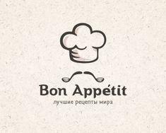 Bon #Appétit #logo <<< repinned by www.BlickeDeeler.de