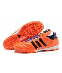 timeless design b9211 1e006 Adidas Copa Mundial TF fotbollsskor Orange svart Purple