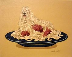 Hot Dog Octopuses and Spaghetti Dogs by April Wells