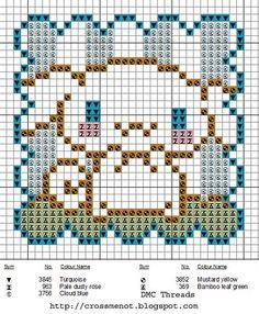 Kawaii Cinnamoroll Free Perler Bead Pattern