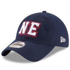 New England Patriots New Era Home Turf 9TWENTY Adjustable Hat - Navy 7339f6dfe08