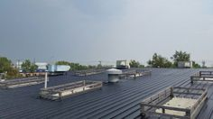 Industrial Metal Roof, report below explains the application scope of work for a liquid rubber roof coating to Metal Roof. Flat Roof Repair, Bragg Creek, Roof Coating, Industrial Metal, Metal Roof, Calgary, Sun Lounger, July 14, Quotation