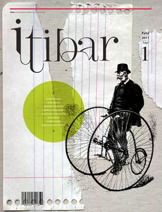 Literature Magazine Layout Designs by Harun Tan, via Behance