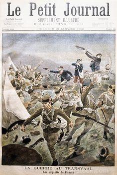 The battle of Tweefontein