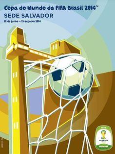 Copa do Mundo FIFA Brasil 2014. Salvador