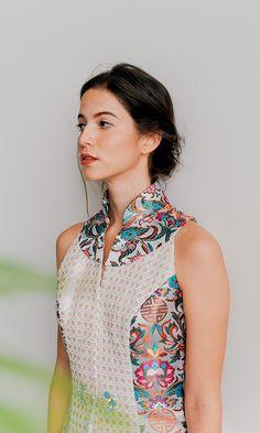 Oriental Fashion, Indian Fashion, Stylish Dresses, Women's Fashion Dresses, Batik Dress, Blouse Batik, Beautiful Ankara Gowns, Traditional Dresses Designs, Myanmar Traditional Dress