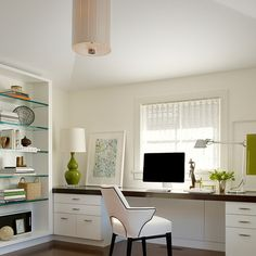 Beautiful Home Offices Design Ideas, Pictures, Remodel and Decor