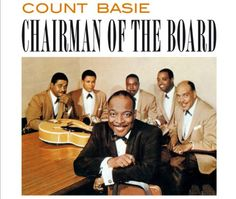 """""""The Chairman of the Board"""" by Count Basie and his orchestra is a studio album released on April 18 1959. TODAY in LA COLLECTION on RVJ >> http://go.rvj.pm/d45"""